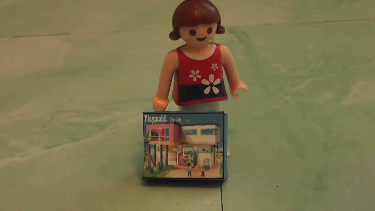 tuto boite playmobil miniature youtube. Black Bedroom Furniture Sets. Home Design Ideas