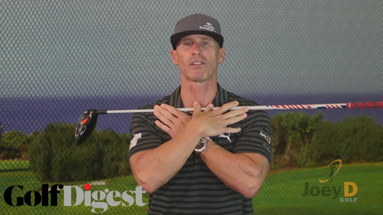Dustin Johnson's Trainer Shows the Exercise to Help You Hit Further   Fitness Friday   Golf Dig