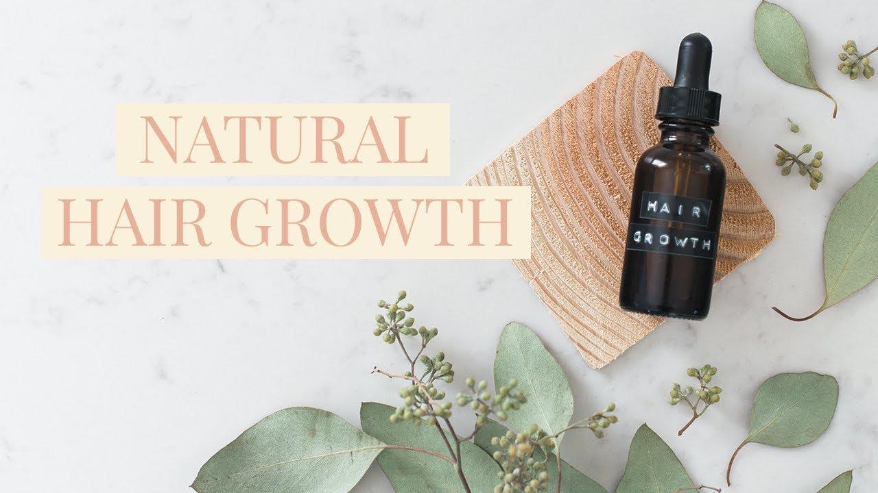 Diy Natural Hair Growth Treatment 2 Ingredients