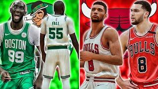 8 NBA Players Better In 2K Than Real Life