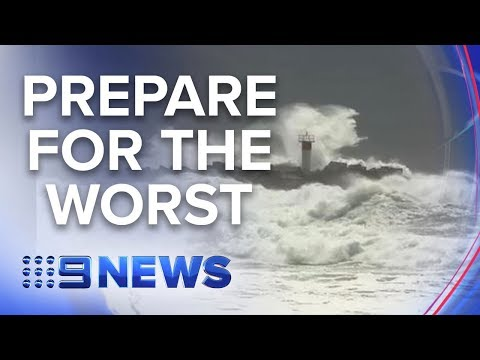Experts warn the worst of Cyclone Oma is yet to come | Nine News Australia