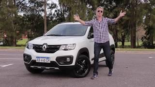 Renault Kwid Outsider - Minitest - Matías Antico - TN Autos