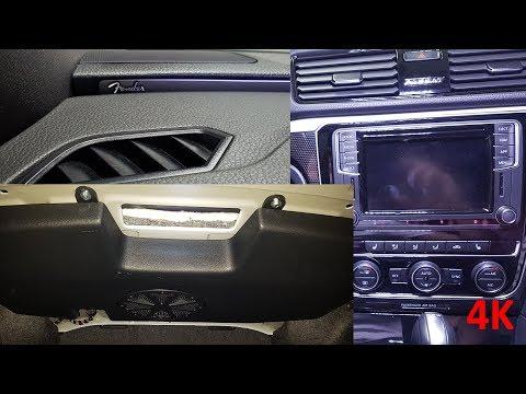 VW Fender Audio Subwoofer Fix