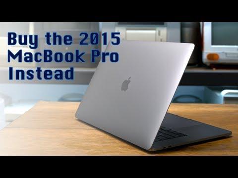 Three Reasons to Buy the 2015 MacBook Pro - YouTube
