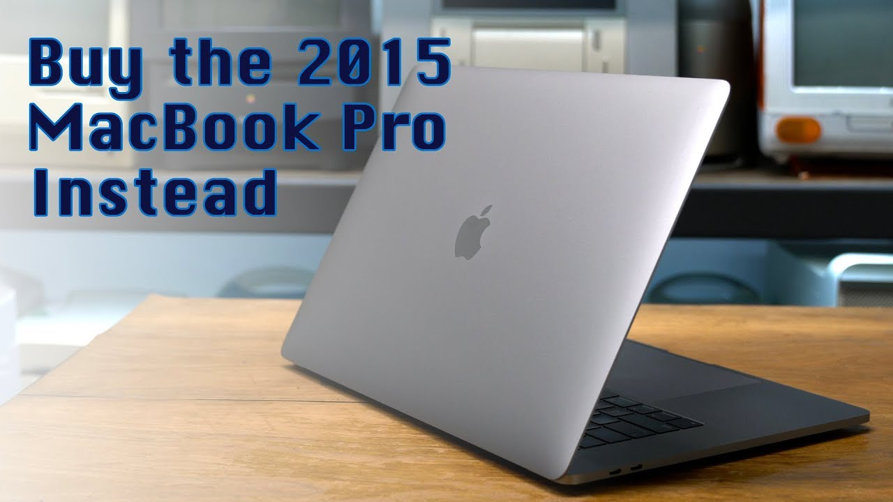 three reasons to buy the 2015 macbook pro youtube. Black Bedroom Furniture Sets. Home Design Ideas
