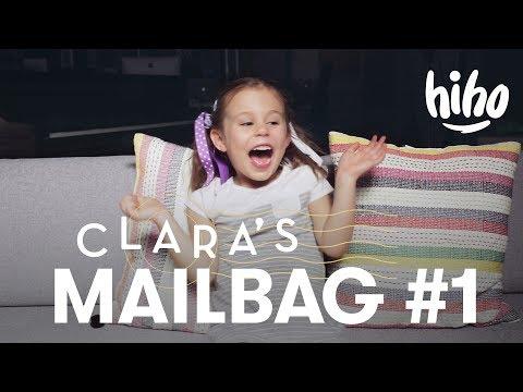 Clara's Mailbag   Mailbag   HiHo Kids