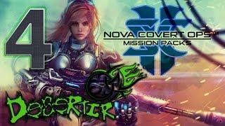 Starcraft 2 - Нова: Незримая Война | Ад в Раю | Часть 4 (Нова: Секретная Операция)