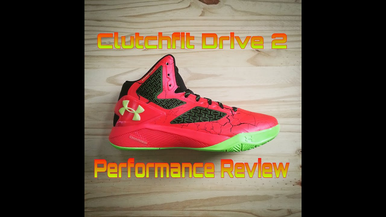 aab479f1ade1 Under Armour Clutchfit Drive II (2)