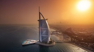 Burj Al Arab in Dubai Opens Innovate Luxury Outdoor Terrace