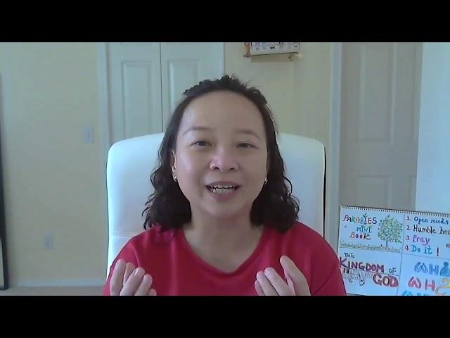 2020-06-14 - 疫情下之兒童事工 - 黃吳黛薇師母 (分享 粵語)