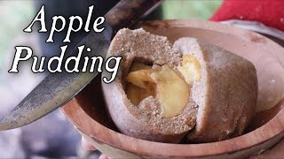 Simple Apple Pudding - 18th Century Cooking S4e16