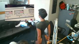 Jada Stevens Takes Butt Clap Volume Test