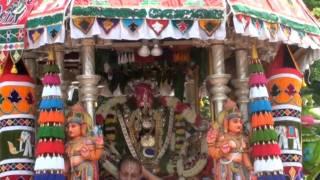 Sri Ranganatha Temple 2009 Brahmotsavam Grand Chariot Festival (Rathotsavam)