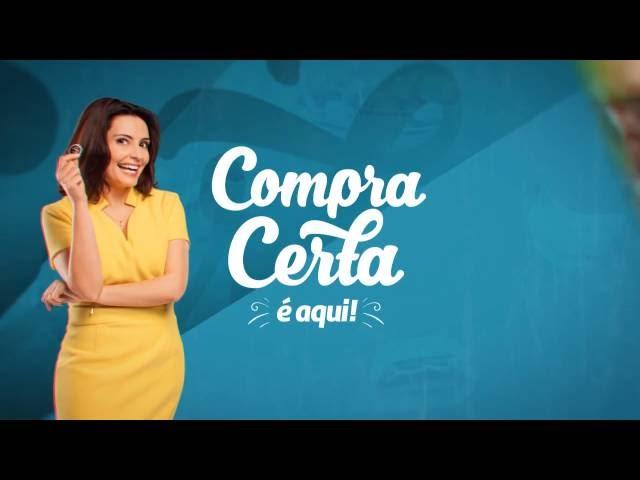 Compra Certa TV Grupo Pereira