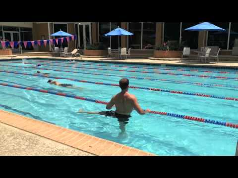 Resistance Training in the Pool