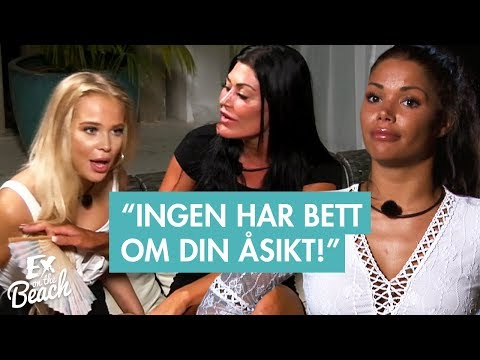 Ex on the Beach Sverige | Sanning eller paddan-drama mellan Diana, Sara och Alexandra!