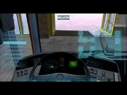 Bus Simulator 2012, Lets play! Part 1! |