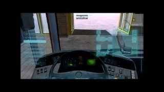 Repeat youtube video Bus Simulator 2012, Lets play! Part 1!