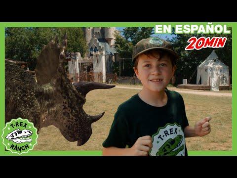 Parque De T-Rex | Tamaño Real En El Parque De Atracciones Renaissance Festival