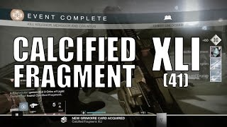 TTK New Item - Calcified Fragment: XLI - Court of Oryx Tier 2 Krughor + Mengoor & Cra