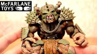 Обзор фигурки Тельца от McFarlane Toys: Warriors of the ZODIAC