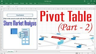 Excel magic trick 61 bangla - Pivot Table (Part 2) - Grouping and Field Settings
