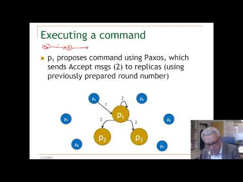 Lecture 13. unit 1. Clocks in distributed systems