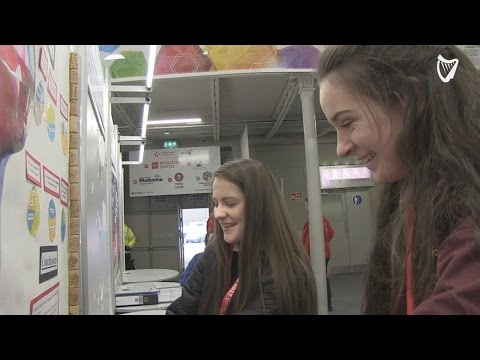 VIDEO: Five exciting projects to see at this years Young Scientist Exhibition