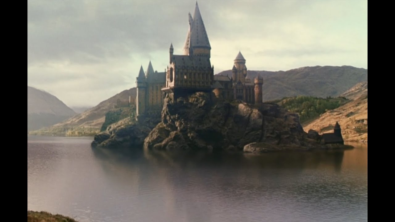Harry Potter Hogwarts Harry Potter Hogwarts Establishing Shots Youtube