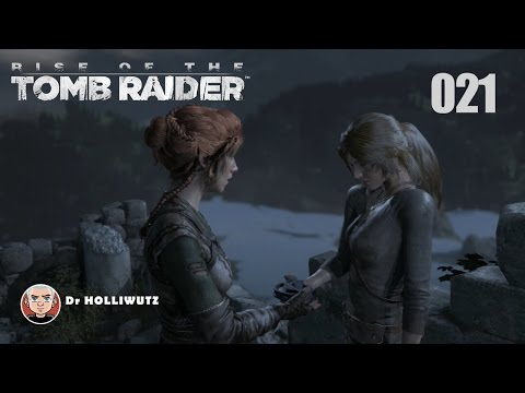 Rise of the Tomb Raider #021 - Zum Verbliebenendorf [XBO][HD] | Let's play Tomb Raider