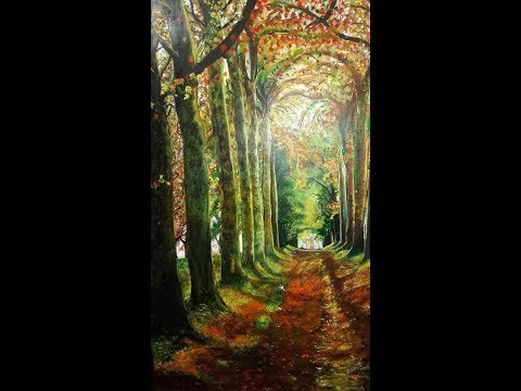 Mural Speed 3d wall Arts | Artist Ashwani Kumar​ | Part 1 – Fairy Land | MedLion Arts