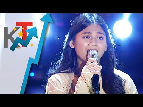 Download Cydel Gabutero performs Kahit Ayaw Mo Na for The Voice Teens Philippines 2020 Knockout Round