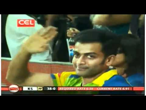 Prithvi Fans Cheers (Huge Applause)