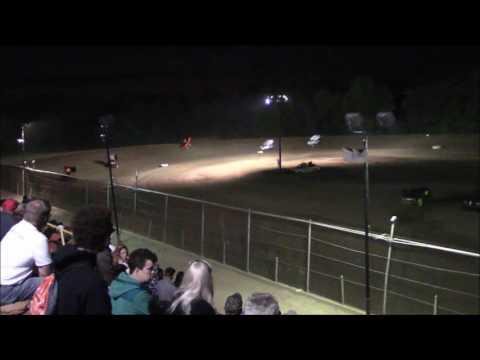 Butler Motor Speedway Sprint Heat #2 9/3/16