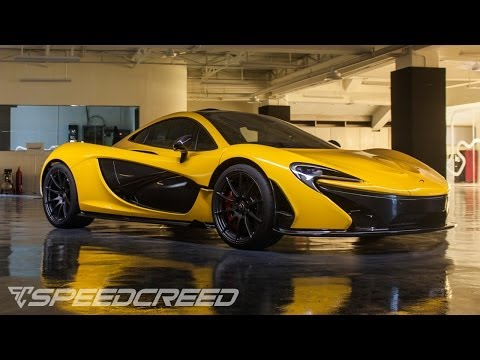 Speed Creed: McLaren's P1 Unveil | BONUS: Drag race P1 vs. Aventador (Jakarta, Indonesia)