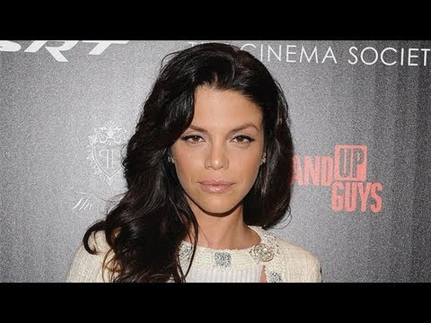 Graceland's Vanessa Ferlito on Getting Tips From Real Undercover Agents  POPSUGAR