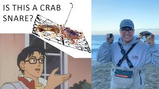 2018 Crab Opener - Crabbing with a... CRAB HAWK???