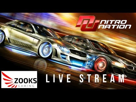 Nitro Nation Live Stream - ZooksGaming