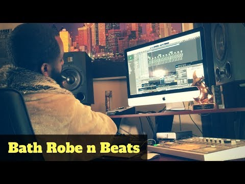 Afro Vocal Chant Beat In Logic Pro X | Bath Robes And Beats 2