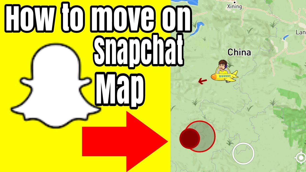 how to make emojis move on snapchat video
