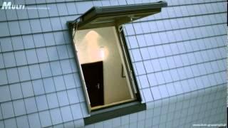 Okno dachowe do poddaszy