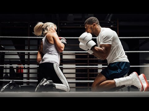 Boxer With Cerebral Palsy Meets Her Hero - Anthony Joshua | BULK POWDERS®