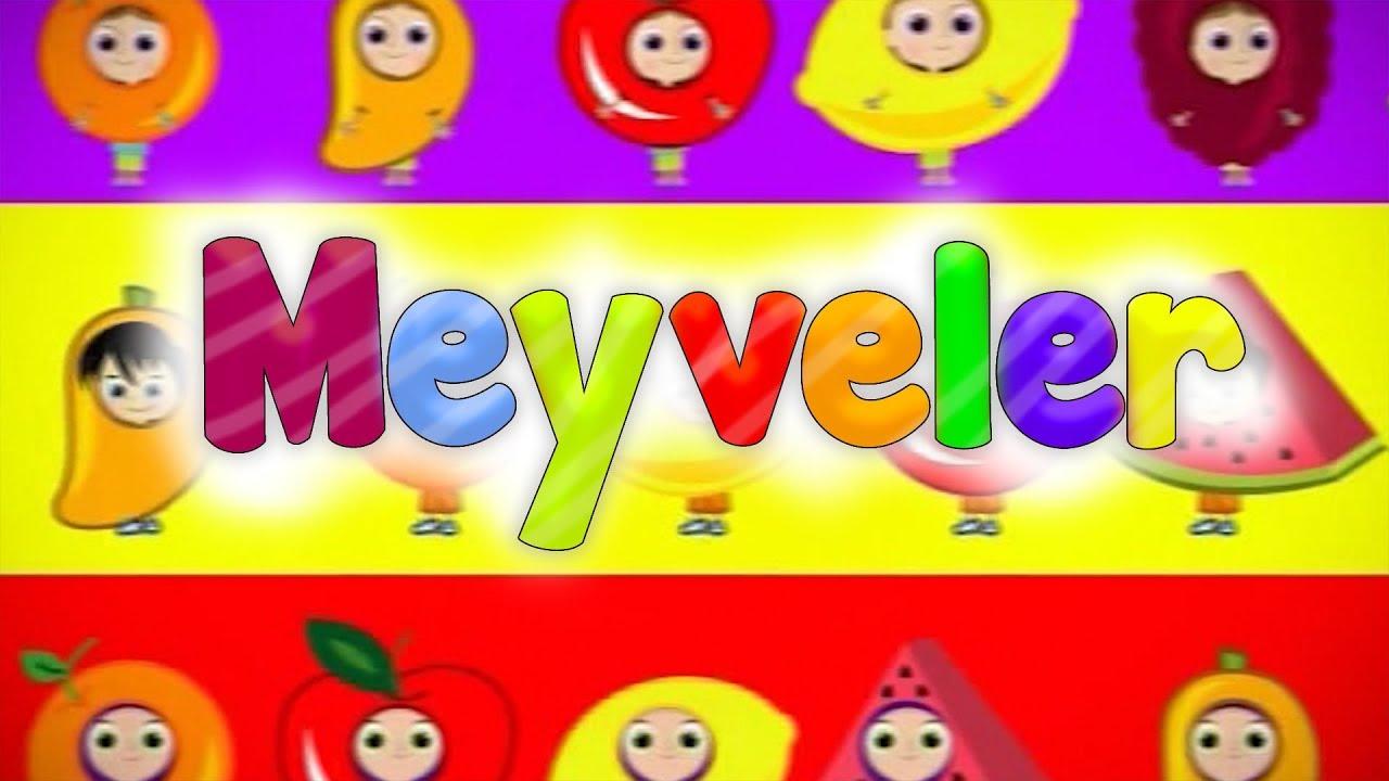 Meyveler - Cennet Kuşları Bebek | Türkçe طيور الجنة