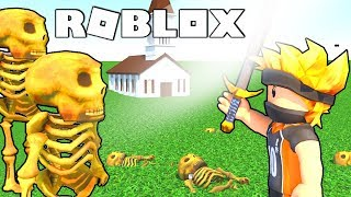THIS SWORD IS TRICED! -ROBLOX