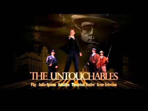 The Untouchables DVD Menu [Region 2]