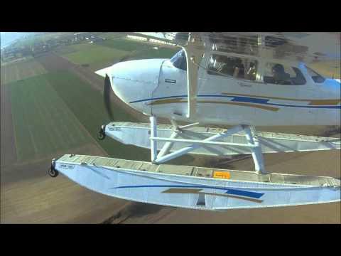 Cessna 172 float Halamus Viessmann Beretta Junkers Serwis