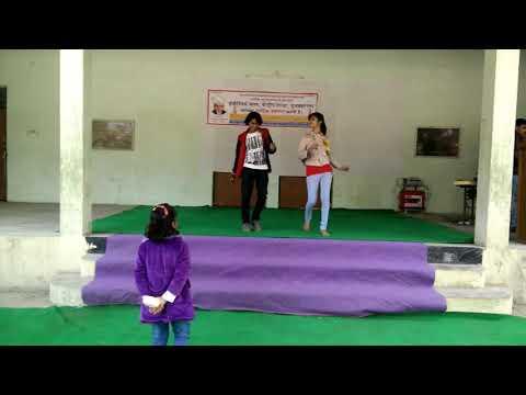 High Heels Duet Dance By Nomit And Muskaan