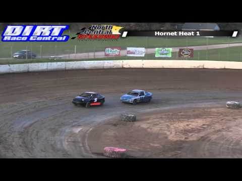 North Central Speedway 5 24 14 Hornet Races