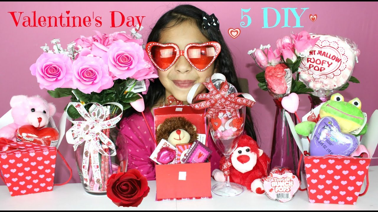 5 valentine 39 s day diy gift ideas youtube for Valentines day ideas seattle