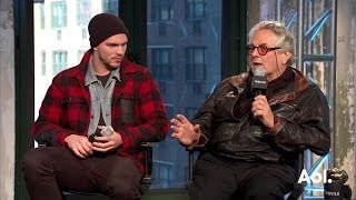 "George Miller And Nicholas Hoult On ""Mad Max: Fury Road"" 